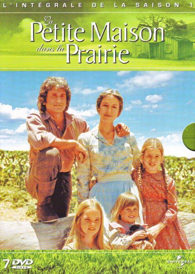 La petite maison dans la prairie - Saison 1 (7 DVDs)