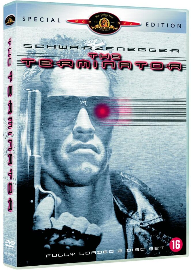 The Terminator (1984) (Special Edition, 2 DVDs)