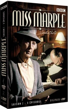 Miss Marple - Saison 2 (BBC, 3 DVDs)