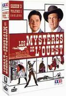 Les mystères de l'Ouest - Saison 3, partie 1 (Box, 4 DVDs)