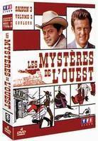 Les mystères de l'Ouest - Saison 3, partie 2 (Box, 4 DVDs)