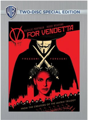 V for Vendetta (2005) (Special Edition, 2 DVDs)