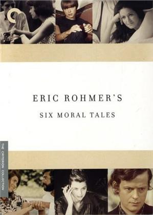 Eric Rohmer's six moral tales (Criterion Collection, 6 DVDs)