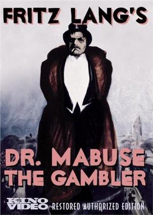 Dr. Mabuse: The gambler (1922) (Restaurierte Fassung, 2 DVDs)
