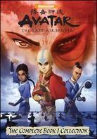 Avatar - The last airbender - The complete book (6 DVDs)