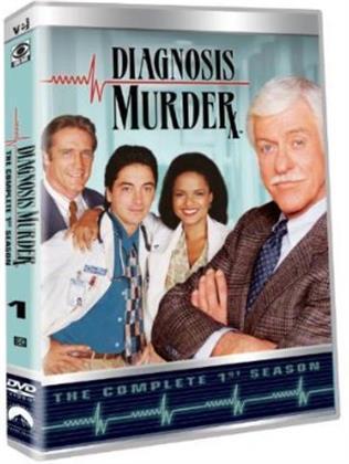 Diagnosis Murder - Season 1 (5 DVD)