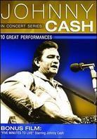 Johnny Cash - In concert series (Versione Rimasterizzata)
