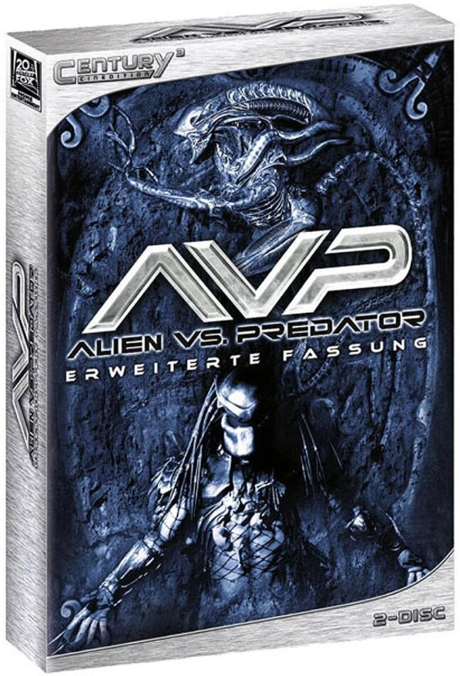 Alien vs. Predator - (Unrated Edition/Century3 Cinedition 2 DVDs) (2004)