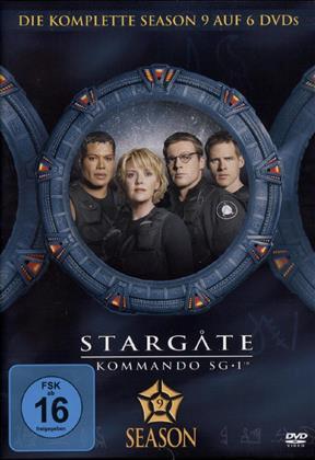 Stargate Kommando - Staffel 9 (6 DVDs)