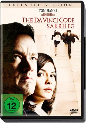 The Da Vinci Code (2006) (Extended Edition, 2 DVDs)