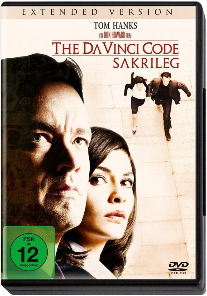 The Da Vinci Code (2006) (Extended Edition, 2 DVDs)