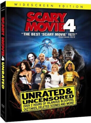 Scary Movie 4 (2006) (Unrated)