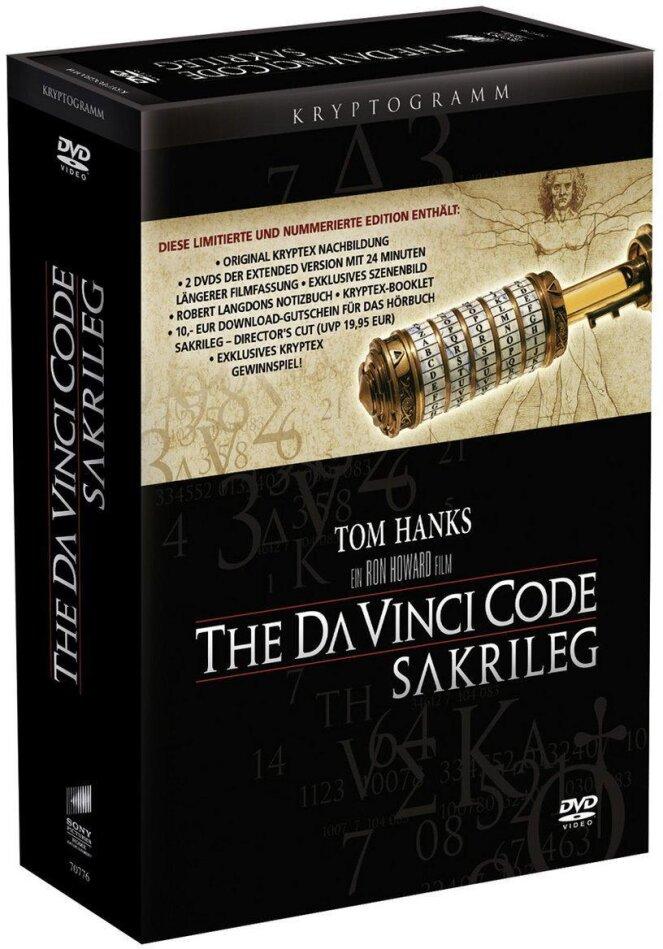 The Da Vinci Code - (Director's Cut 2 DVDs im Giftset) (2006)