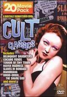 Cult classics - (20 Movie Pack on 4 DVDs)