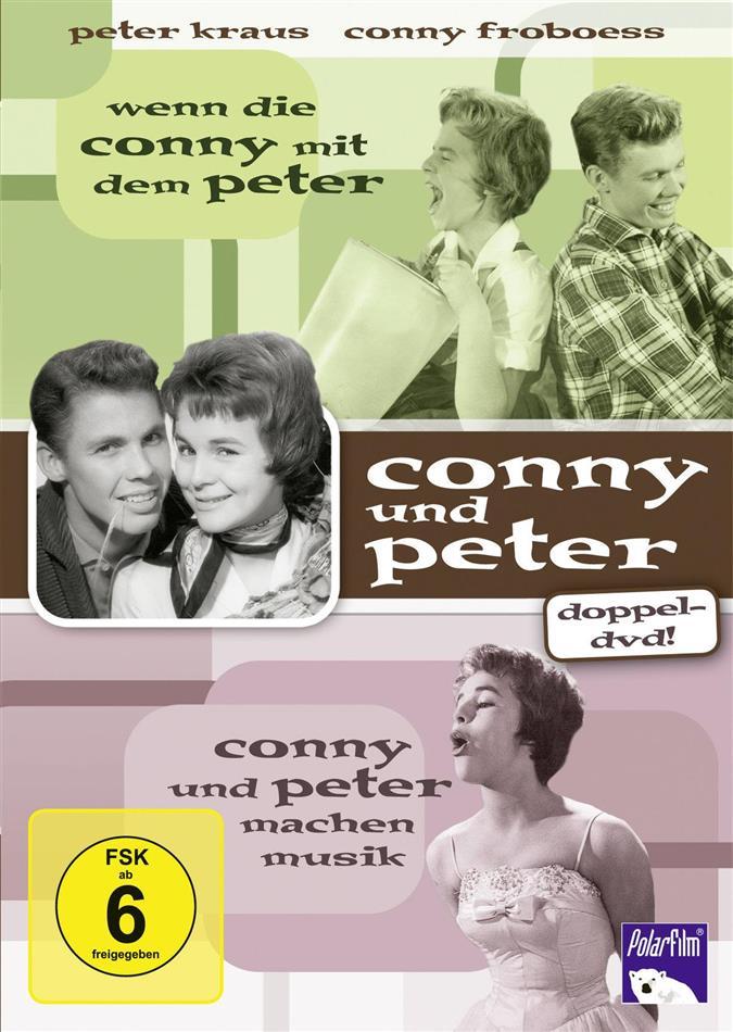 Conny und Peter (2 DVDs)