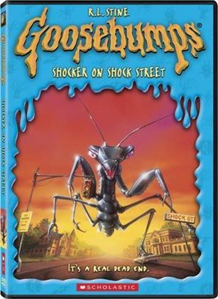 Goosebumps - Shocker on Shock Street