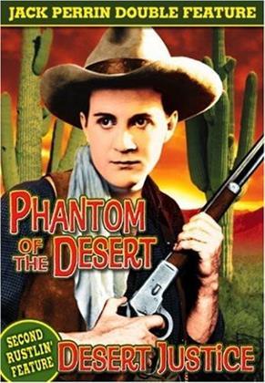 Jack Perrin: Desert Justice / Phantom of the Desert