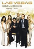 Las Vegas - Season 3 (Uncut, 5 DVD)