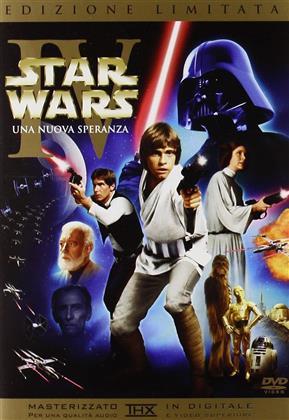 Star Wars - Episodio 4 - Una nuova speranza (1977) (Limited Edition, 2 DVDs)