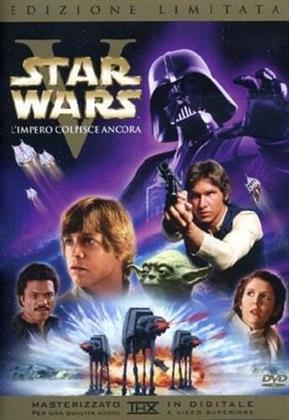 Star Wars - Episodio 5 - L'impero colpisce ancora (1980) (Limited Edition, 2 DVDs)