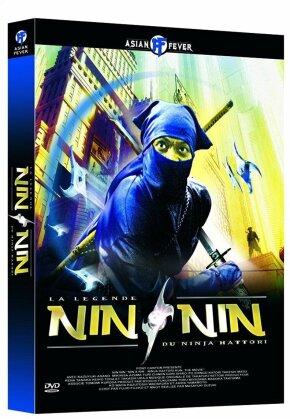 Nin Nin - La légende du Ninja Hattori (2004) (Collection Asian Fever, 2 DVDs)