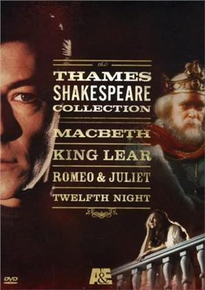 The Thames Shakespeare Collection (4 DVD)