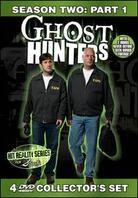 Ghost Hunters - Season 2, Part 1 (Collector's Edition, 4 DVD)