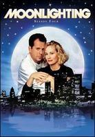 Moonlighting - Season 4 (4 DVDs)