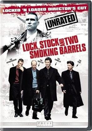 Lock, Stock and two Smoking Barrels (1998) (Director's Cut, Unrated)