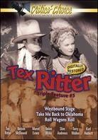 Tex Ritter - Triple Feature 5