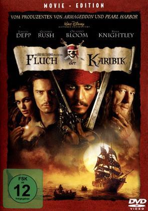 Pirates of the Caribbean - Fluch der Karibik (2003) (Movie Edition)