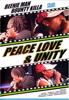 Beenie Man & Bounty Killa - Peace Love and Unity
