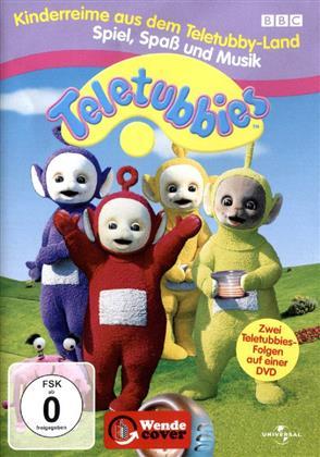 Teletubbies - Kinderreime... / Spiel, Spass und Musik (BBC)