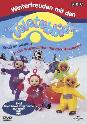 Teletubbies - Spass im Schnee - Frohe Weihnachten mit den Teletubbies