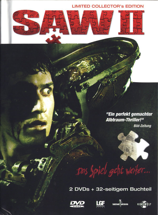 Saw 2 (2005) (Limited Collector's Edition, 2 DVDs)