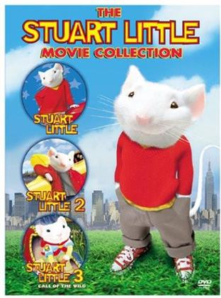 Stuart Little Movie Collection (Special Deluxe Edition, 3 DVDs)