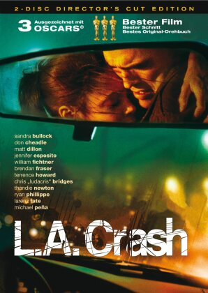 L.A. Crash (2004) (Director's Cut, Steelbook, 2 DVD)