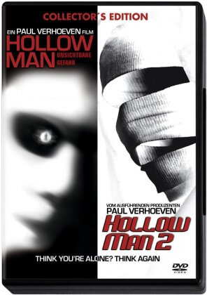 Hollow Man / Hollow Man 2 (Collector's Edition, 2 DVDs)