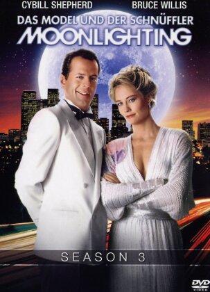 Moonlighting - Das Model und der Schnüffler - Staffel 3 (4 DVDs)