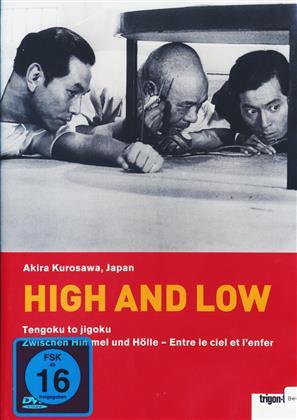 High and low - Zwischen Himmel und Hölle (1963) (Trigon-Film)