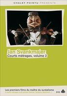 Jan Svankmajer - Courts métrages Vol. 2