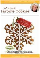 Martha's favorite cookies
