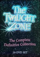 The Twilight Zone - The Complete Definitive Collection (28 DVDs)