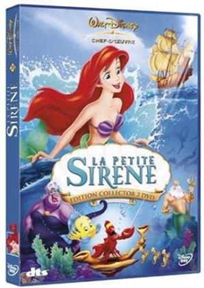 La petite sirène (1989) (Collector's Edition, 2 DVDs)