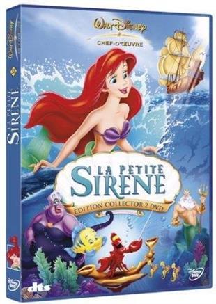 La petite sirène (1989) (Édition Collector, 2 DVD)