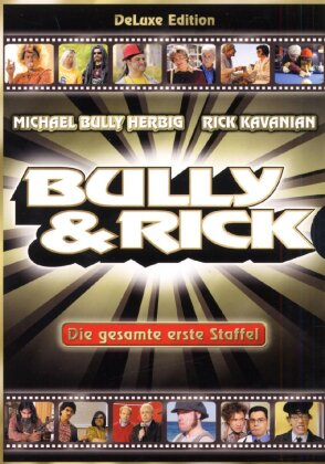 Bully & Rick - Staffel 1 (Deluxe Edition, 2 DVD)