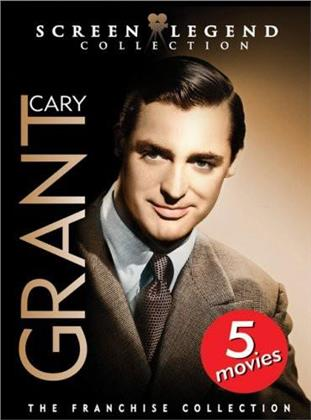 Cary Grant - Screen Legend Collection (3 DVDs)