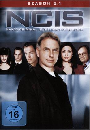 NCIS - Navy CIS - Staffel 2.1 (Repack) (3 DVDs)