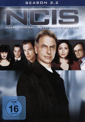 NCIS - Navy CIS - Staffel 2.2 (Repack) (3 DVDs)