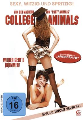 College Animals (Special Edition, Uncut)